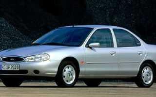 Форд мондео 4 расход топлива