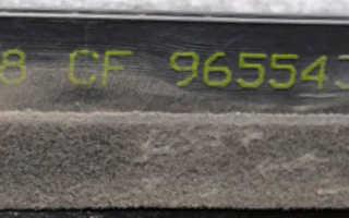 Как поменять салонный фильтр на лачетти