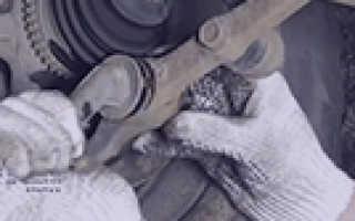 Замена сайлентблоков лада калина