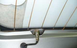 Как подключить обогрев заднего стекла на ваз 2106