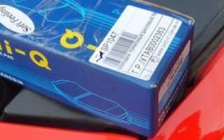 Замена тормозных колодок хендай гетц
