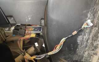 Как отключить иммобилайзер на шевроле нива